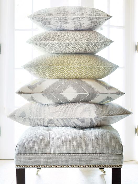 Thibaut Oasis Pillows