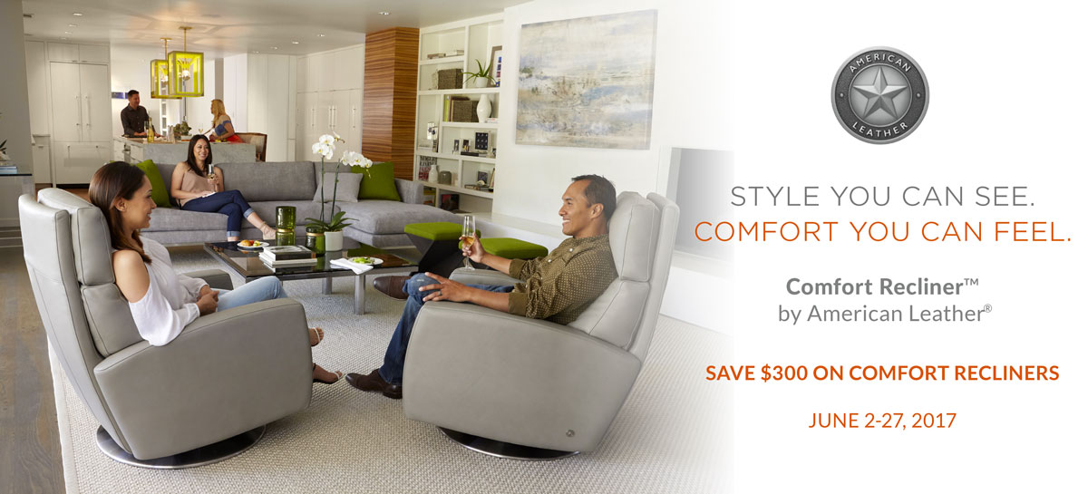 Save $300 on American Leather Comfort Recliner™  sc 1 st  International Design Source & JUNE 2017 SALES PROMOTIONS - International Design Source islam-shia.org