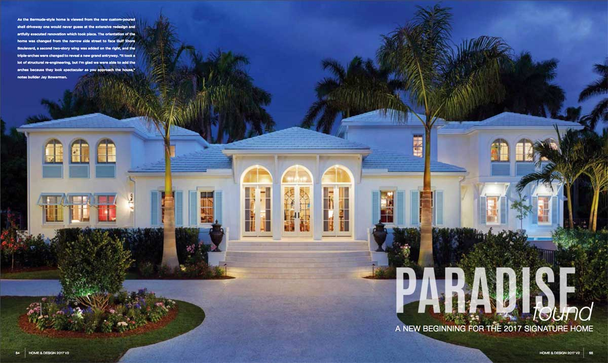 Home & Design - May 2017 - Paradise Found
