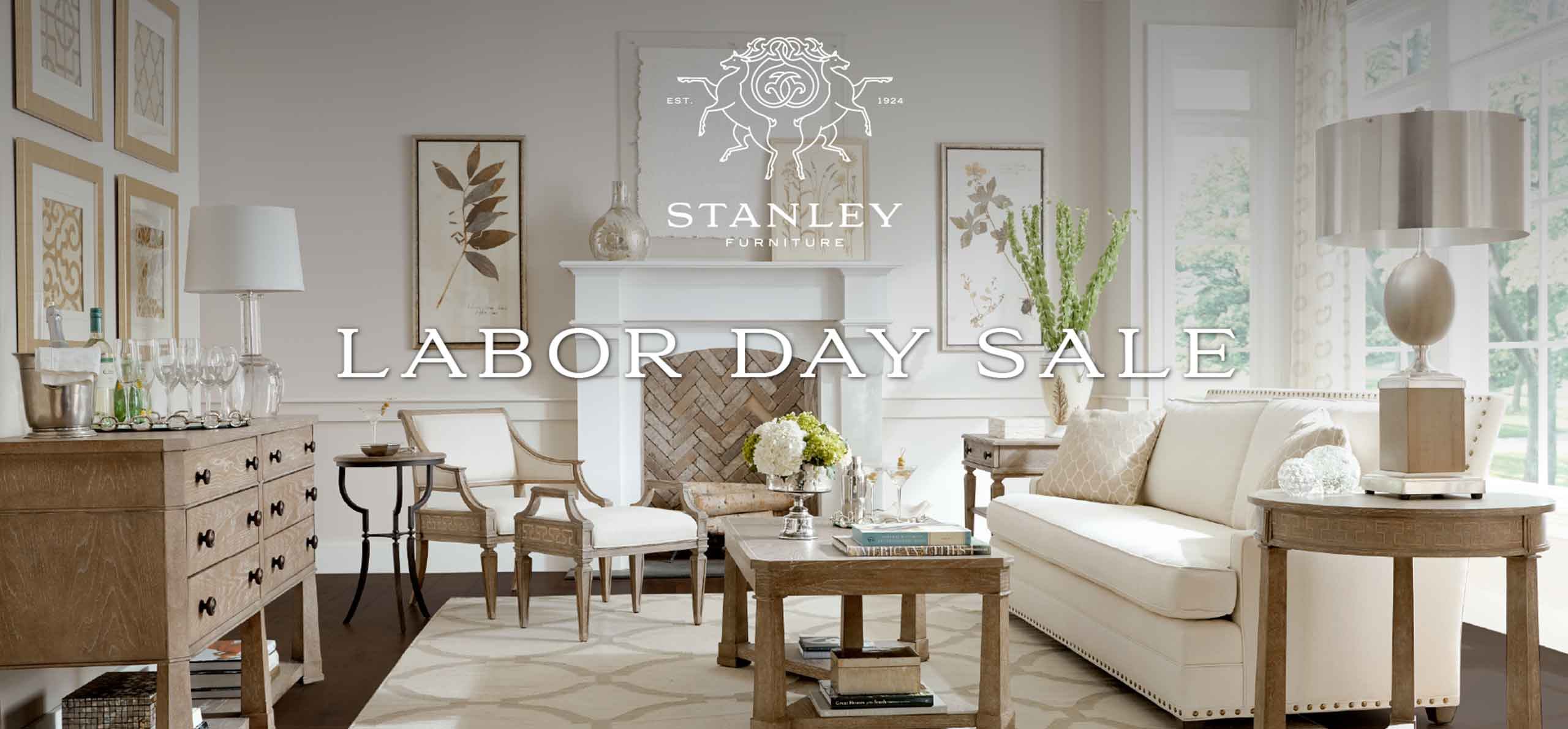 Stanley Furniture Labor Day Sale