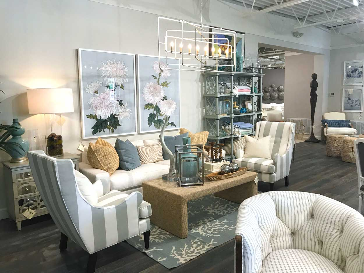 IDS6 Furniture Showroom in Sarasota - 1