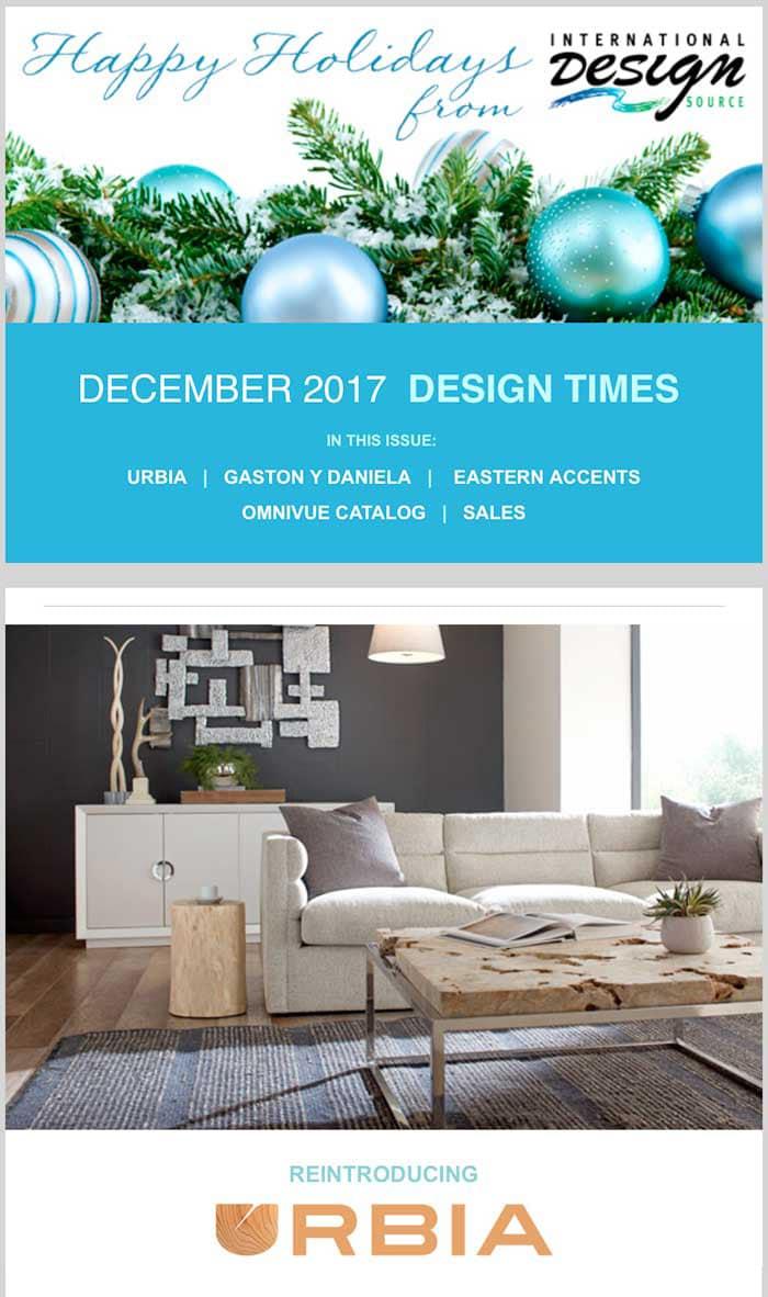 DESIGN TIMES - December 2017