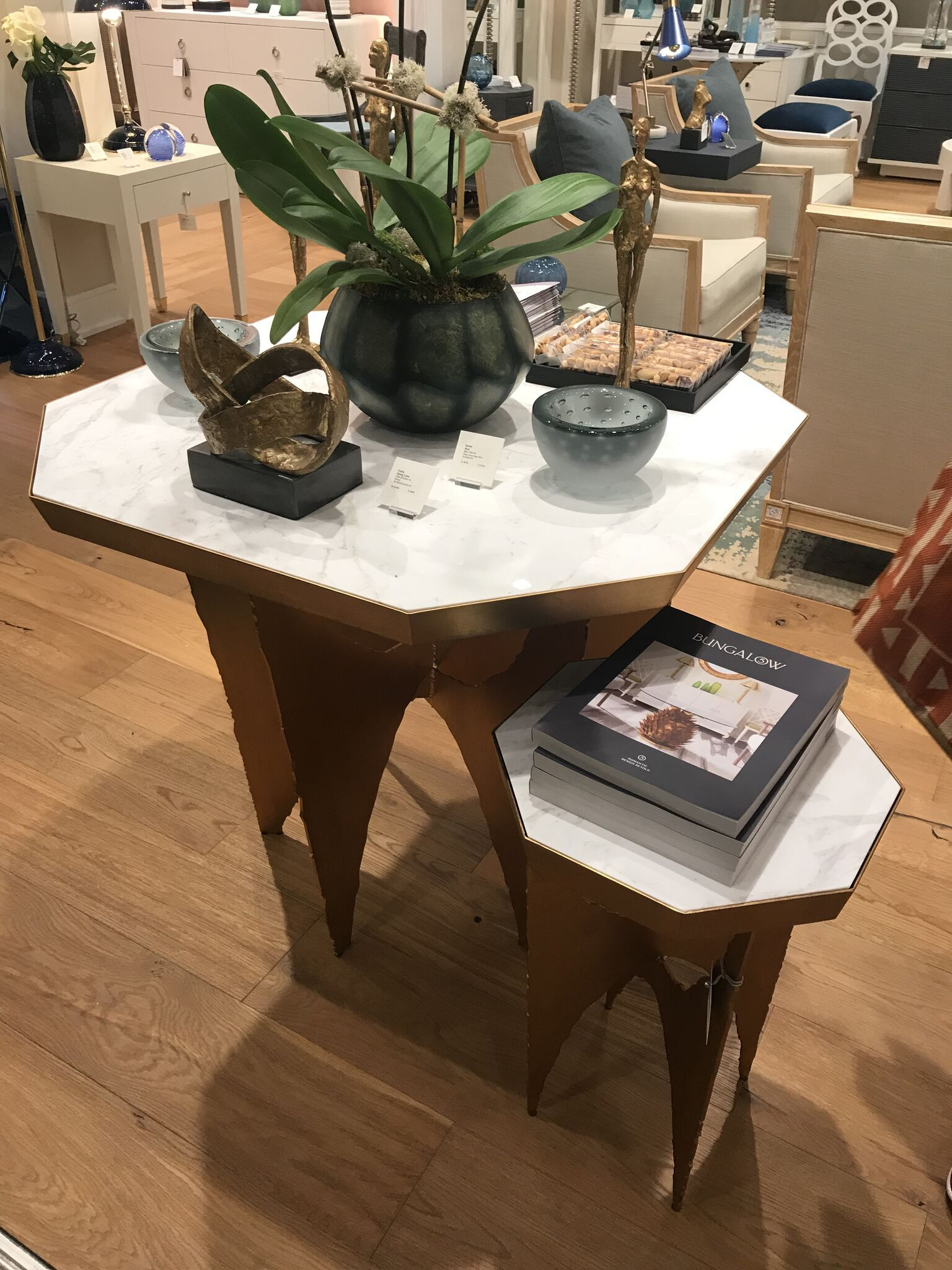 Bungalow 5 nesting tables