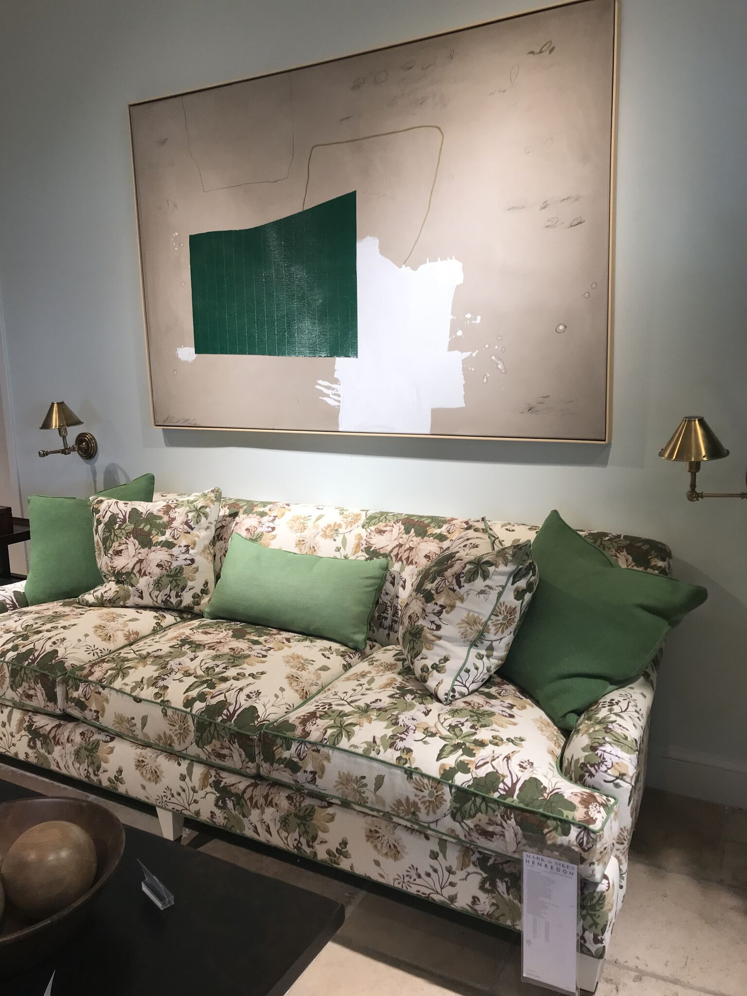Henredon Mark D. Sikes Sofa