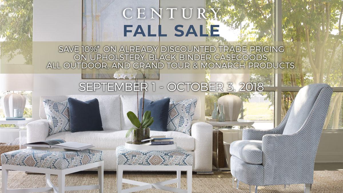 Century Fall Sale