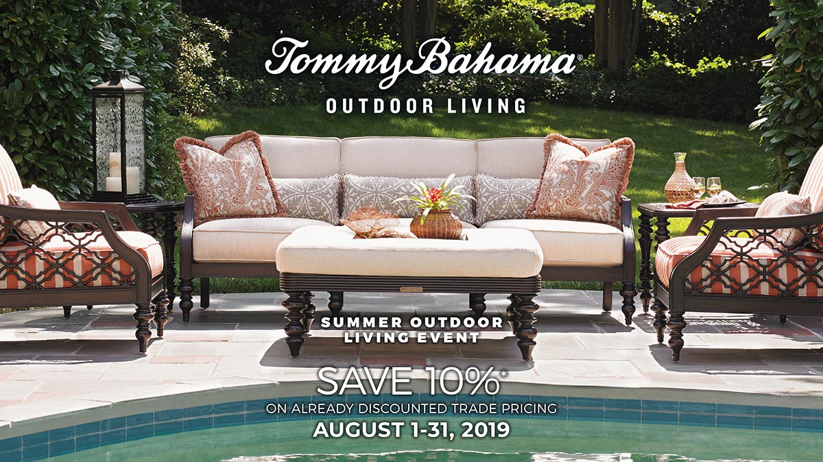 Tommy Bahama Outdoor Living Summer Sale
