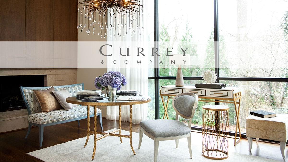 July Savings on Currey & Company at IDS